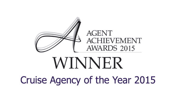 Winner Cruise Agency of the Year 2015